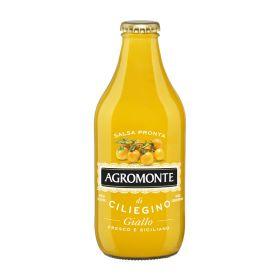Agromonte Salsa pronta di ciliegino giallo gr 520