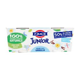 Fage Junior yogurt vaniglia gr. 100x2