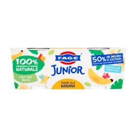 Fage Junior yogurt banana gr. 100x2