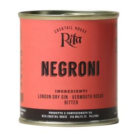 Rita Cocktail House Negroni ml.90