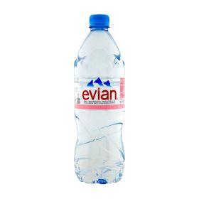 Evian  Acqua naturale pet lt. 1