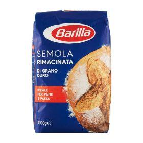 Barilla Semola rimacinata di grano duro kg. 1