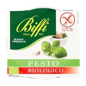 Biffi Pesto fresco bio gr. 85