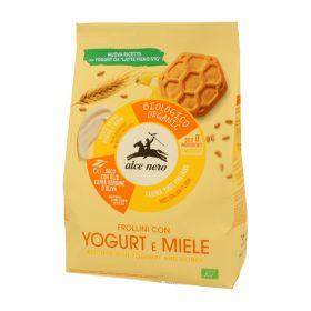 Alce Nero Frollini con yogurt e miele bio gr. 350