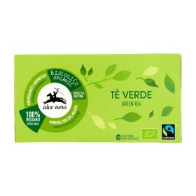 Alce Nero Tè verde Bio 20 filtri