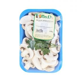 Le selezioni P&V Funghi champignon affettati gr.300 circa