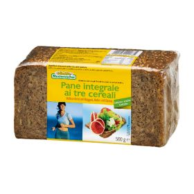 Mestemacher Pane tre cereali gr. 500