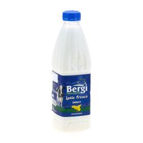 Bergi Latte fresco intero pastorizzato lt. 1