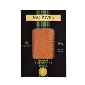 Agroittica Salmone affumicato scozzese gr.100