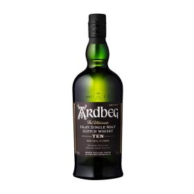 Ardbeg Scotch whisky 10 years old  cl. 70