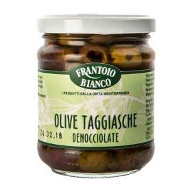 Frantoio Bianco Olive taggiasche denocciolate gr. 190