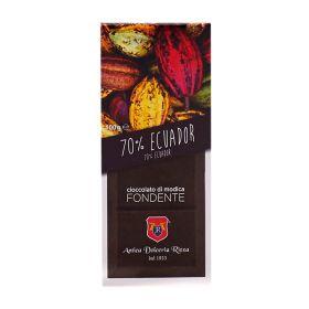 Dolceria Rizza Cioccolato di Modica Ecuador gr. 100