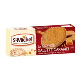 Bahlsen St. Michel gallets au caramel gr. 150