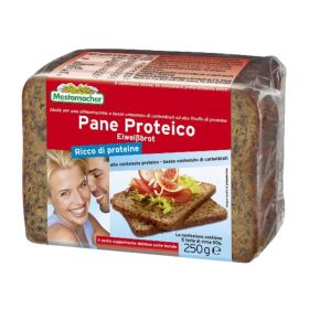 Mestemacher Pane proteico gr. 250