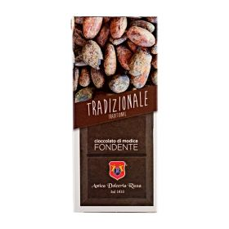 Dolceria Rizza Cioccolato di Modica fondente gr. 100