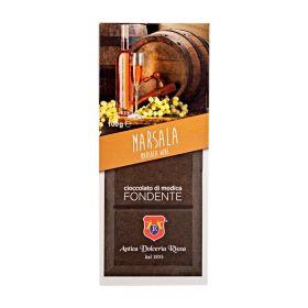 Dolceria Rizza Cioccolato di Modica al Marsala gr 100
