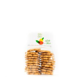 Giù Giù Biscotti al latte e miele gr. 250 prezzemolo e vitale