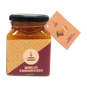 Fiasconaro Marmellata mandarino  gr. 360