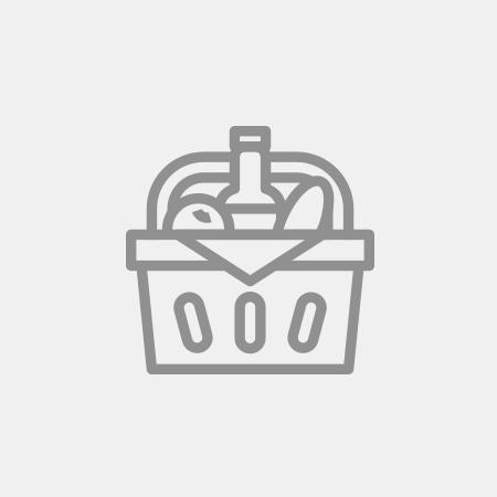 Bahlsen Biscotti dark chocolate g125