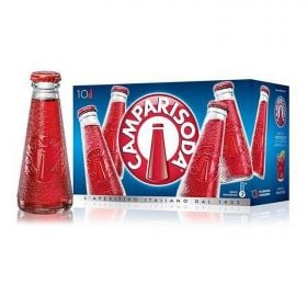 Campari Soda vap cl. 10 x 5