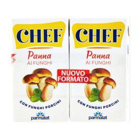 Parmalat Panna ai funghi ml 125x2