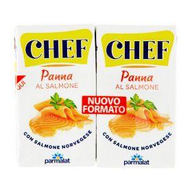 Parmalat Panna  al salmone ml 125x2