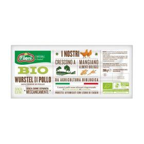 Fileni Wurstel di pollo bio  gr. 200