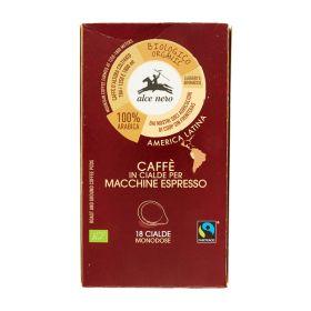 Alce Nero Caffè arabica Bio 18 cialde