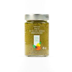 Giù Giù Patè olive verdi gr. 200