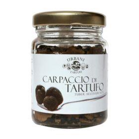 Urbani Carpaccio di tartufi estivi gr75