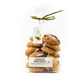 giù giù cookies integrali gr. 350 prezzemolo e vitale
