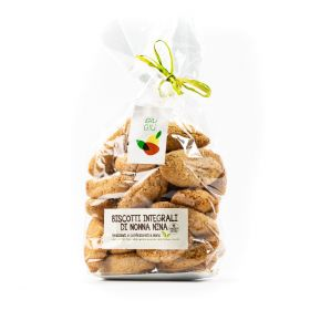 giù giù biscotti integrali nonna nina gr. 350 prezzemolo e vitale