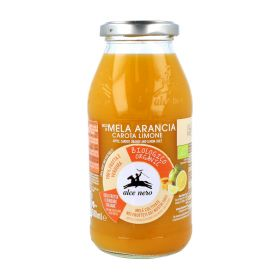 Alce Nero Succo di mela arancia carota e limone bio ml. 500