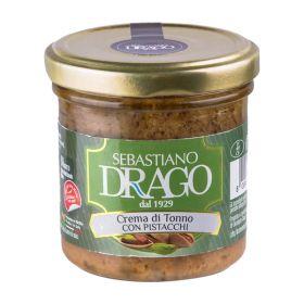 Drago Crema di tonno con pistacchi gr. 130