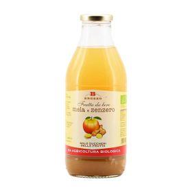 Brezzo Frutta da bere mela e zenzero ml. 750