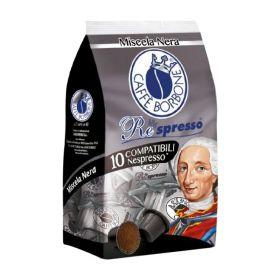Borbone Caffè miscela decisa 10 capsule compatibili Nespresso