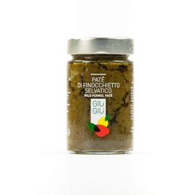 Giù Giù Patè di finocchietto selvatico gr.200