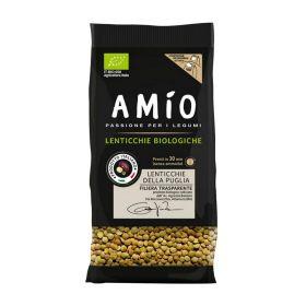 Amio Lenticchie verdi bio gr. 400