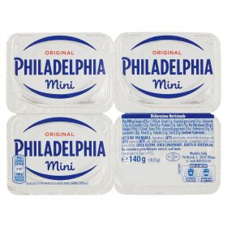 Kraft Philadelphia mini gr. 140
