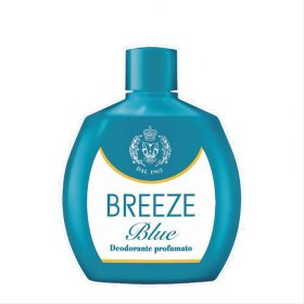 Breeze Squeeze deodorante blu ml. 100