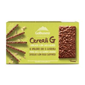 Galbusera Cereali G Cracker al cioccolato 150gr