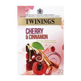 Twinings Infuso al ciliegia e cannella 20 filtri