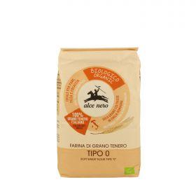 Alce Nero Farina di grano tenero tipo 0 Bio kg. 1