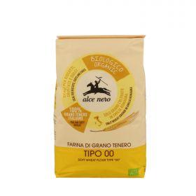 Alce Nero Farina di grano tenero tipo 00 Bio kg. 1