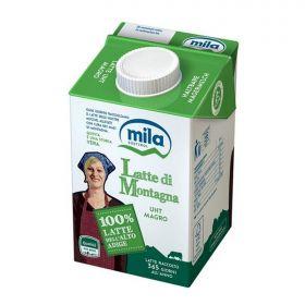 Mila Latte parzialmente scremato uth  ml. 500