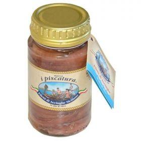 I Piscatura Filetti acciughe olio oliva gr.75