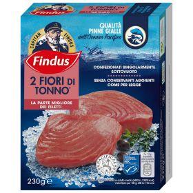Findus 2 fiori di tonno gr. 230