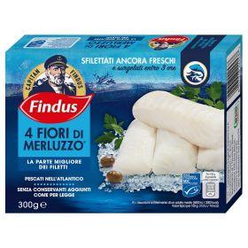 Findus Fiori di merluzzo gr. 300
