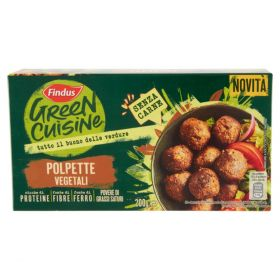 Findus Polpette vegetali gr. 200