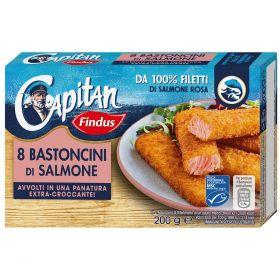 Findus Bastoncini salmone gr. 200